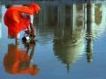 """""""Taj Reflection"""" by Lynn Troy Maniscalco"""